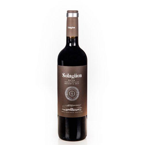 Solagüen Rioja Reserva